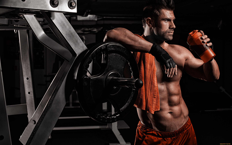 Мужчины и спорт фото